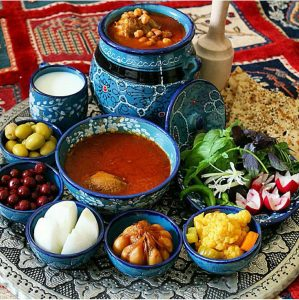 Top 20 Foods You Must Try In Iran - Iran Travel Booking