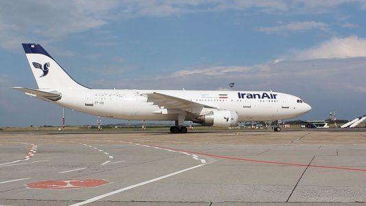transportation in Iran - airplain