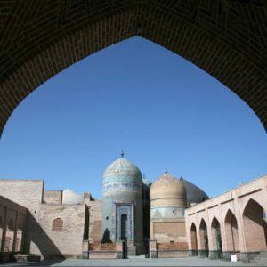 Sheikh Safi al-din Khānegāh and Shrine Ensemble in Ardabil - Iran Travel Booking