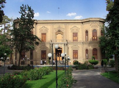 Glassware Museum-Iran Travel Booking - Best of Tehran