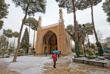 Menar Jonban - IranTravel Booking - Best of Isfahan