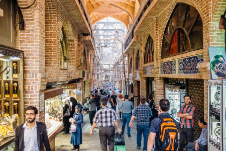Tehran Grand Bazaar-Iran Travel Booking - Best of Tehran