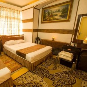 Markazi Hotel Tehran - Iran Travel Booking