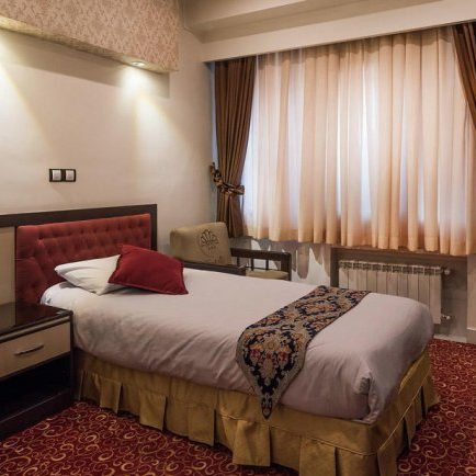 Morvarid Hotel Tehran - Booking Hotels in Tehran