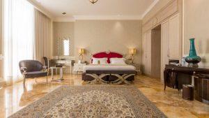 Booking Hotels in Iran - Tehran Hotels - Espinas Hotel