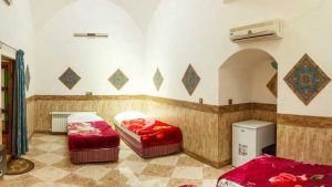 Friendly Traditional House Yazd - Iran Travel Booking - Book Yazd Hotels-4