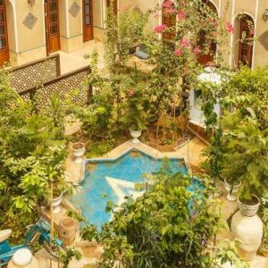Friendly Traditional House Yazd - Iran Travel Booking - Book Yazd Hotels-5