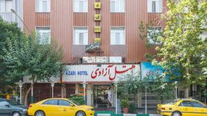 Azadi Hotel Tehran - Tehran Hotels - Iran Travel Booking