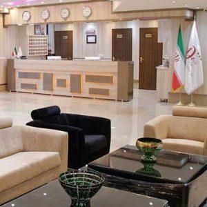 Ahrab Hotel Tabriz-Booking Tabriz Hotels-IranTravelBooking