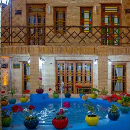 Dadamaan Hotel Zanjan - Iran Travel Booking - Zanjan Hotels