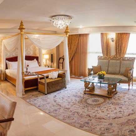 Espinas Hotel Tehran- IranTravelBooking-Tehran Hotels