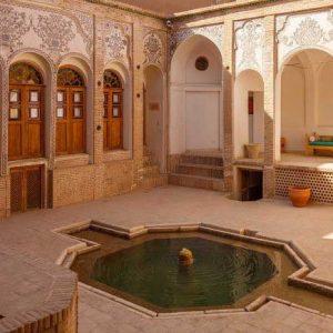 Saraye Ameriha Boutique Hotel-Kashan Hotels