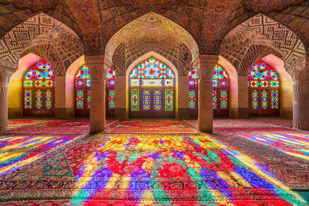 Iran Travel Booking - Home