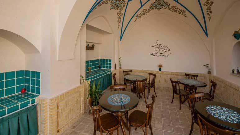 Saraye Malek Hotel Kashan - Bokking Hotel in Kashan by IranTravelBooking
