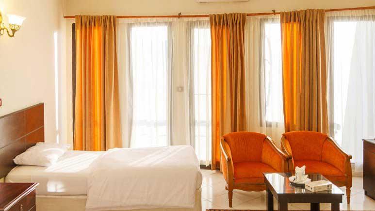 Jam-e Jam Hotel Kish - IranTravelBooking