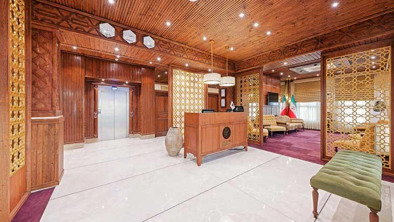 Irman Hotel Qeshm