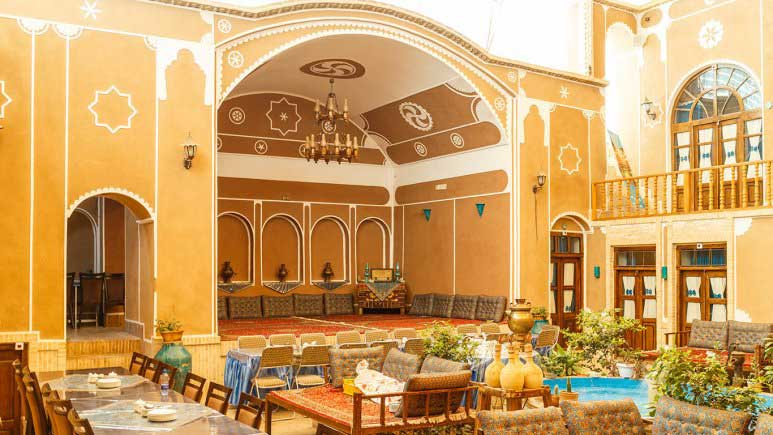 Booking Firoozeh Hotel Yazd by IranTravelBooking