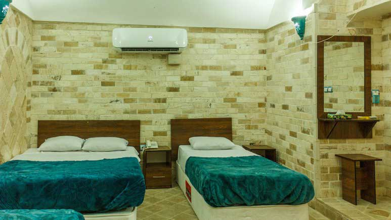 Firoozeh Traditional Hotel - Booking Hotels in Yazd by IranTravelBooking