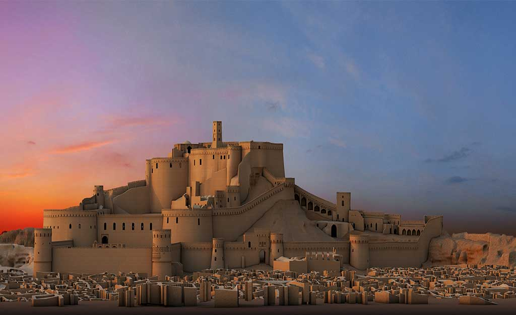 Bam and its Cultural Landscape - Iran Travel Booking