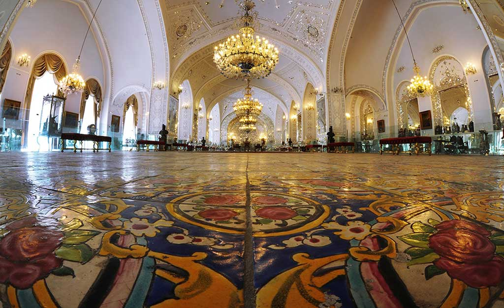 Golestan Palace - Iran Travel Booking