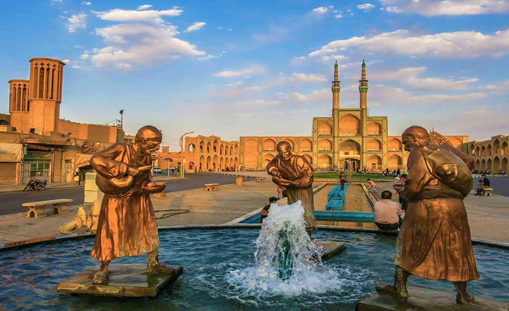 Historic City of Yazd - Iran Travel Booking