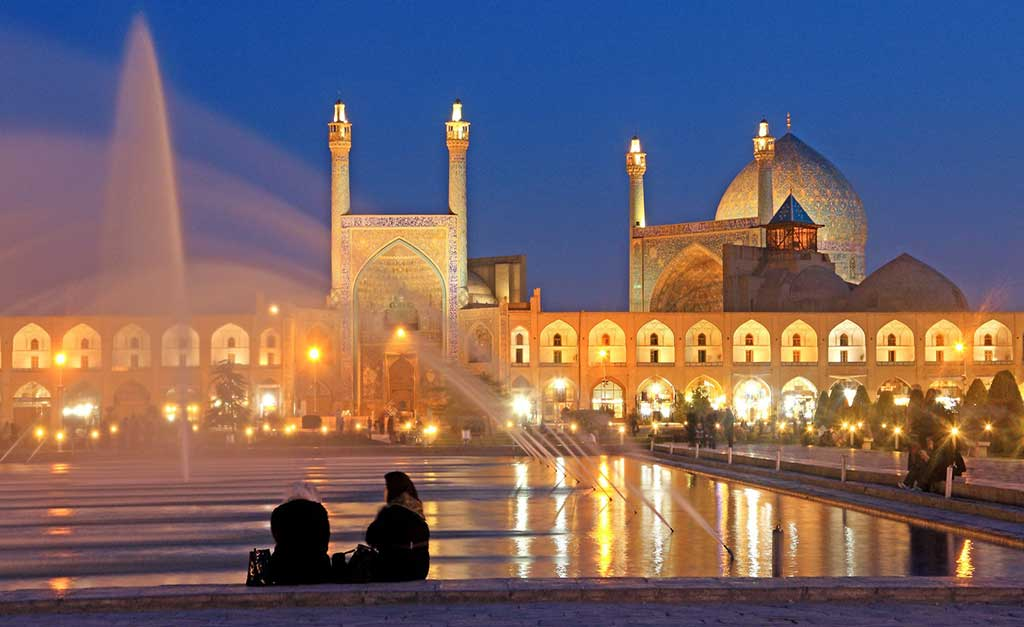 Meidan Emam Isfahan (Naghshe Jahan Square)