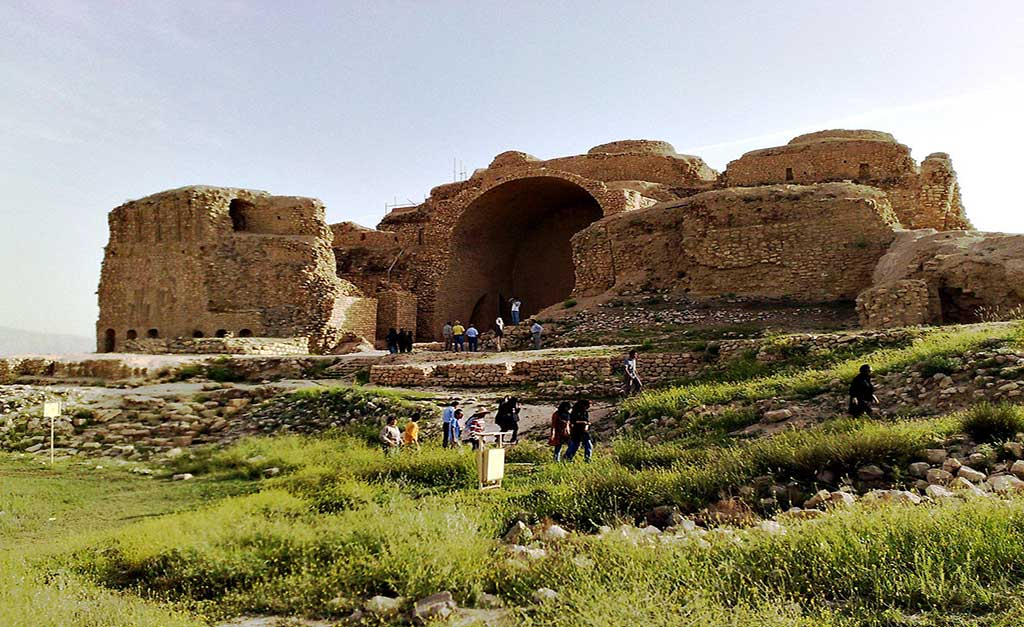 Sassanid Archaeological Landscape of Fars Region - Iran Travel Booking