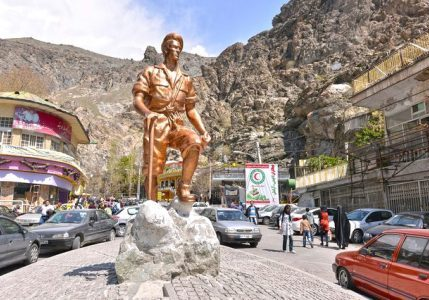 Darband-Iran Travel Booking-Best of Tehran