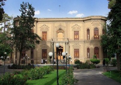 Glassware Museum-Iran Travel Booking - Best of Tehran