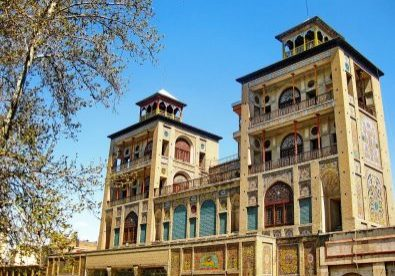 Golestan palace-Iran Travel Booking