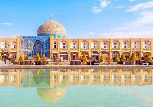 Booking Hotels in Isfahan - IranTravelBooking