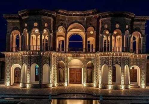 Booking Hotels in Kerman - IranTravelBooking