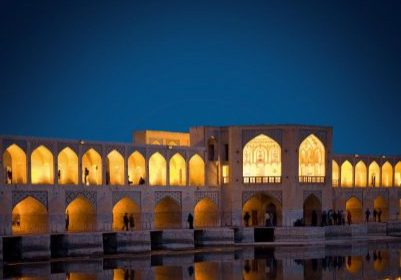 Khaju Bridge - Iran Travel Booking - Best of Isfahan