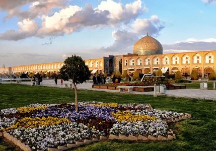 Naghshe Jahan Square - Iran Travel Booking - Best of Isfahan