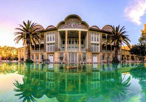 Booking Hotels in Shiraz - IranTravelBooking