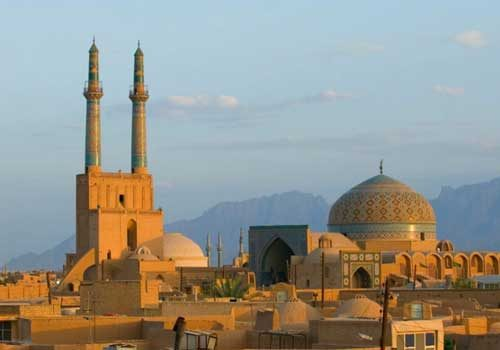 Booking Hotels in Yazd - IranTravelBooking