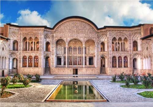 Booking Hotels in Kashan - IranTravelBooking